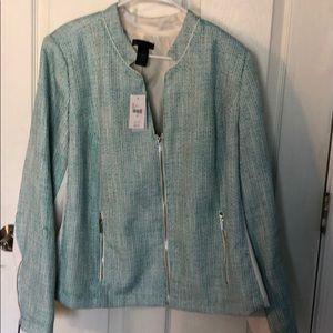 Plus size 28 jacket